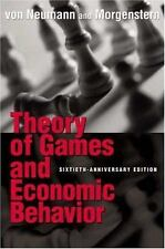 Theory of Games and Economic Behavior Princeton Classic Editions