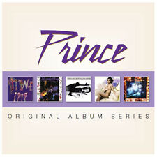 Prince Original Album Series SEALED