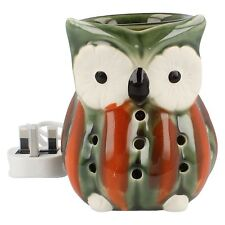 Aroma Accessories Owl Electric Wax Melt Burner 13cm VC966