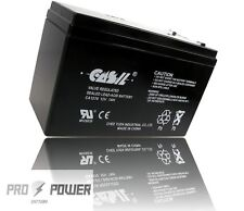 CASIL 12V 7AH CA1270  UPS Battery for Power-Sonic Battery PS-1270-F2 12v 7Ah