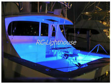Boat LED Lights for Bass, Cruiser, Fishing, Pontoon RGB 5050 LED Lights 16' ft