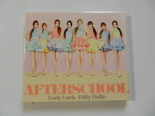 CD+photocard (Kahi) AFTERSCOOL Lady Luck/Dilly Dally!