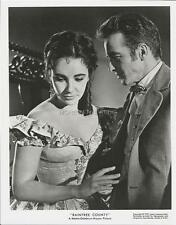 MONTGOMERY MONTY CLIFT LIZ ELIZABETH TAYLOR RAINTREE COUNTY MGM FILM STILL #4