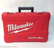 MILWAUKEE 2597-22 M12 FUEL EMPTY CASE ONLY FOR 2404-20 AND 2453-20