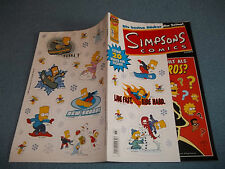SIMPSONS COMICS***HEFT***NR.76 + STICKER