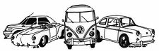 VW Movies----DVD's of Old Origional VW Factory Movies--- Aircooled Set 1&2------