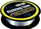 FISHING LINE 100 M CLEAR RELIABLE LIGHTWEIGHT 15LB-1750