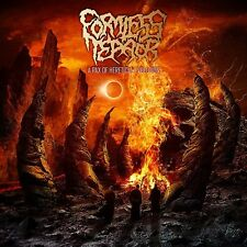 FORMLESS TERROR(Macedonia)‎– A Pax of Heretical Evolution CD 2015 (Brutal Death)