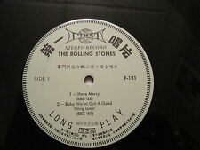 THE ROLLING STONES (4song/interview EP) - Taiwan - BBC 65 Sessions Garage  L@@K