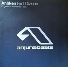 "Anhken  ""First Division"" * anj102 / Original Mix + Planisphere Remix"