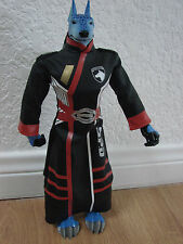 """SPD Power Rangers  13"""" Talking Commander Doggy Cruger Doll Action Figure Bandai"""