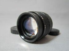 SUPER-16! SPEED LENS 1.4/50MM C-MOUNT LENS BMPCC BOLEX 16MM MOVIE CAMERA CCTV TV