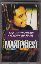 Maxi Priest - Fe Real (1992) Cassette NEW