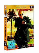 SAM HILL/MARCO BLACK/+ - CSI: MIAMI-SEASON 9 6DVD DAVID CARUSO/E.PROCTER/+ NEU