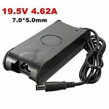 90W 19.5V 4.62A LAPTOP AC ADAPTER POWER CHARGER FOR DELL PA10 LATITUDE D620 D630