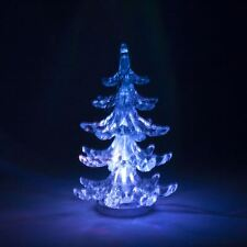 USB Light Up Christmas Tree | Multicoloured | Home or Office Desk