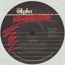 "12"" US**CUCA - YOUNG LOVE (ALPHA INTERNATIONAL '88)***15250"