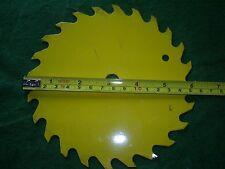 """6.1/8"""" lame de scie circulaire avec 1/2"""" centre pas carbide tipped"""