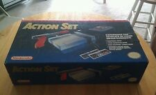 Nintendo NES Action Set Gray Console