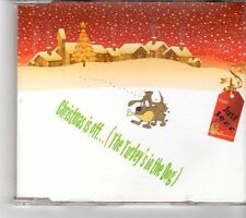 (FM360) Just Jezz, Christmas Is Off (The Turkey's In The Dog) - 2010 CD