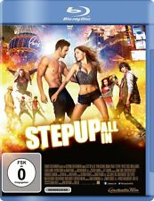 STEP UP: ALL IN (Ryan Guzman, Briana Evigan) Blu-ray Disc NEU+OVP