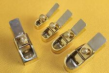 5 pcs various size Mini brass planes fine work, Violin/Cello making tools