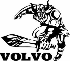VOLVO VIKING Sticker Car Surf Vinyl Decal Sticker EURO JDM DUBV Funny Jap VW 2
