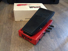George Dennis GD110 - WIZARD DISTORTION VOLUME BLUES - Guitar Effects Pedal NOS