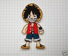 écusson patch broderie thermocollant One Piece, Monkey D. Luffy, 039