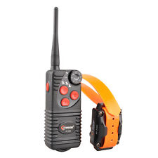 Waterproof  Rechargeable 1 Dog Training Shock Vibrate Collar Remote Bark Trainer