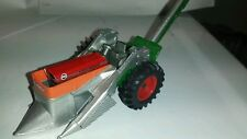 1/64 ERTL custom agco massey Ferguson 1100 with mounted new idea picker farm toy