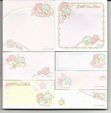 Sanrio Little Twin Stars Sticky Notes Tabs From Japan Book of Sticky Notes