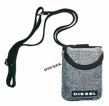 DIESEL TWIST & TWEED BUDDY XOO764 PS51 DONNA UOMO BORSA TRACOLLA NUOVO