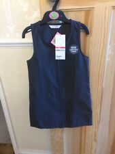 M & S Girls Grey School Pinafore 4 yrs old BNWT stormwear+ Technology
