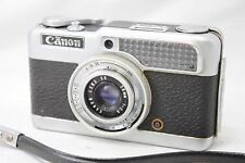 Canon Demi 35mm Rangefinder Film Camera w/Lens #A001b