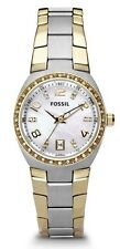 Fossil Watch * AM4183 MOP Glitz 2 Tone Gold Silver for Women COD PayPal