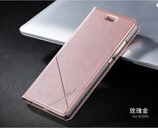 Huawei P9 Case MSVII Brand Leather Smart Auto Wallet Cover Case For Huawei P9