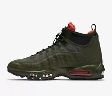 NEW Nike Air Max 95 Sneakerboot Dark Loden Green (806809 300) Men's Size 8