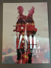 TVXQ DBSK Tohoshinki Japan 2013 TIME live tour photobook