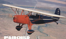 "Fairchild 22  47""wing    Scale RC Model AIrplane Printed Plans"