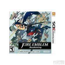 Fire Emblem Awakening Nintendo 3DS Voll Spiele-Download-Karte / Code. US-Version