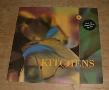 """KITCHENS OF DISTINCTION drive that fast 1990 UK ONE LITTLE INDIAN 12"""" PS EP"""