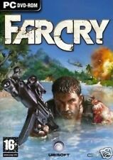 FARCRY - ENGLISH PC CLASSIC GREAT COMPUTER  DVD ROM