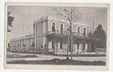 Villa Sole Mio Chatelaillon Les Bains Vintage Plain Back Card France 274a