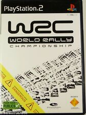 WRC WORLD RALLY CHAMPIONSHIP - jeu course pour PlayStation 2 Sony PS2 complet