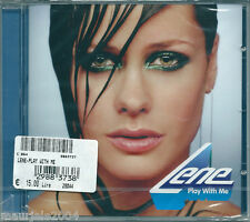 Lene. Play With Me (2003) CD NUOVO Virgin Superstar. Bad Coffee Day. Up in smoke