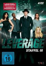 4 DVD-Box ° Leverage - Staffel 3 ° NEU & OVP ° [III]