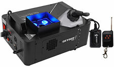 Chauvet Geyser P4 DMX LED DJ Fog Machine Fogger w/Effects Light RGBA+UV+Remote