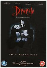 Bram Stoker's Dracula Gary Oldman, Winona Ryder, Anthony Hopkins NEW R2 UK DVD