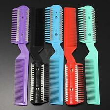 Professional Hair Cutter Trimmer Comb Razor Hairstyles Hair Cut Hairdressing New